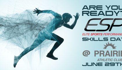 Elite Sports Performance ESP Skills Day