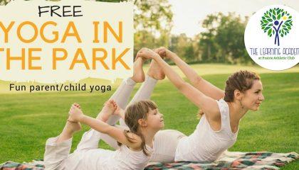 Yoga In The Park Prairie Athletic Club