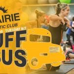Stuff The Bus Group Fitness Prairie Athletic