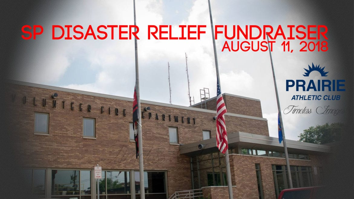 Sun Prairie Disaster Relief Fundraiser at Prairie Athletic Club