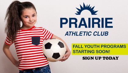 Prairie Athletic Club Fall Youth Programs