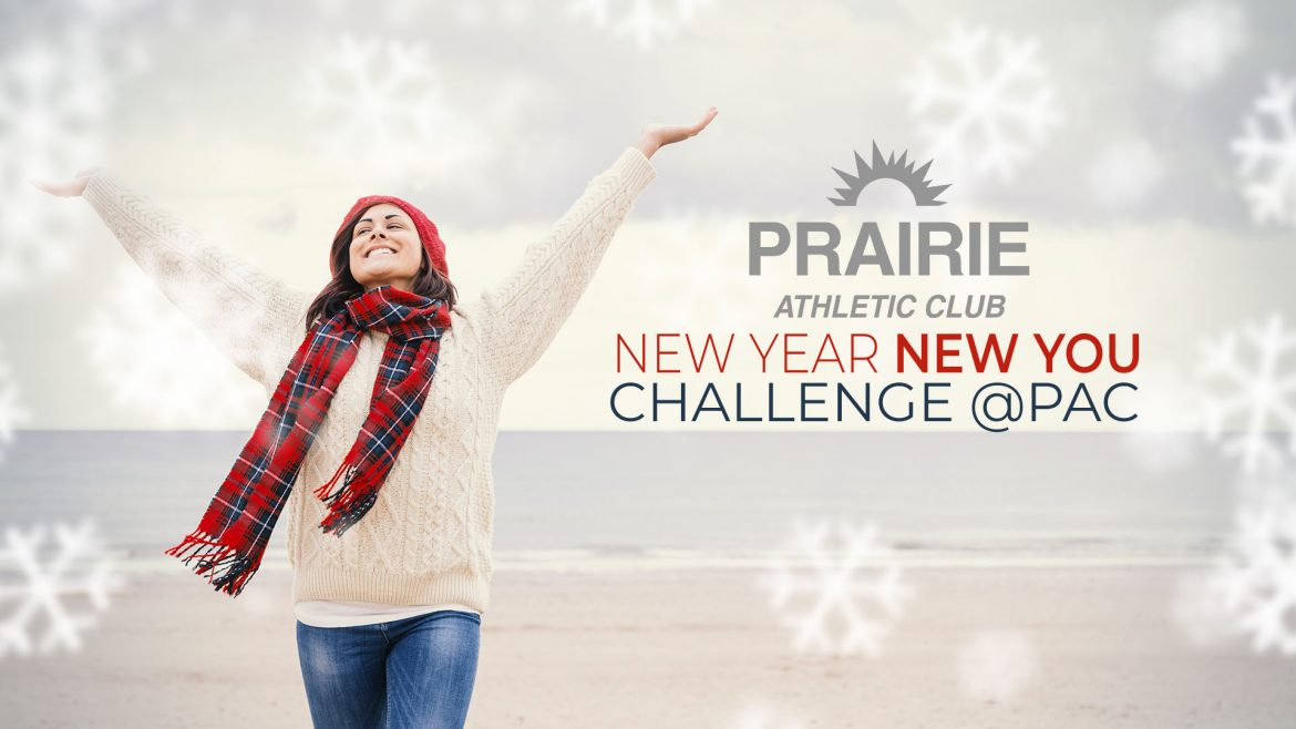 Prairie Athletic Club New You Challenge