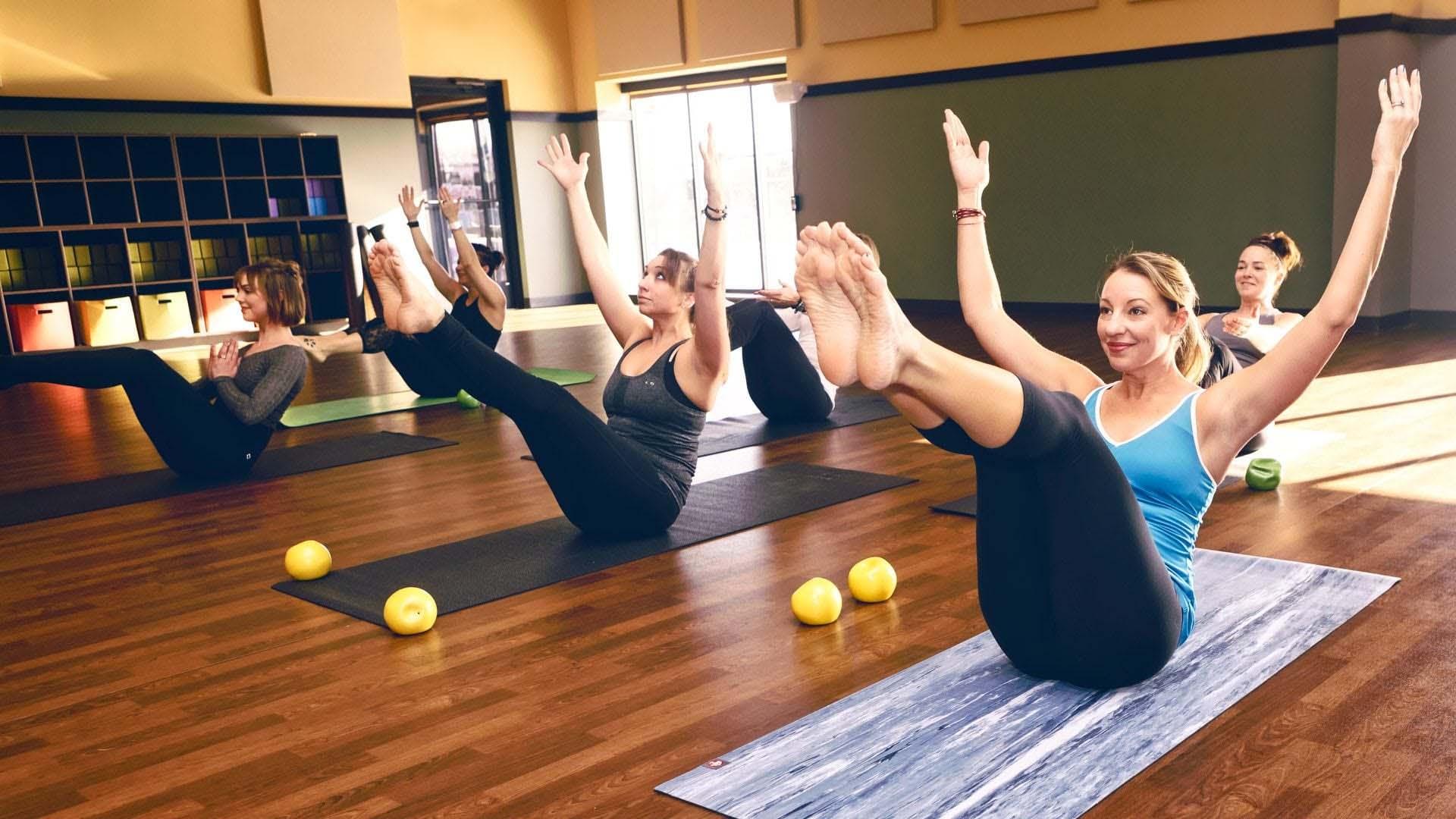 SOL Yoga - Core - Prairie Athletic Club