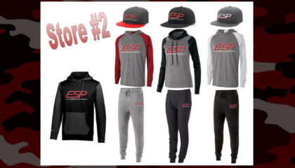 Elite Sports Performance Merchandise