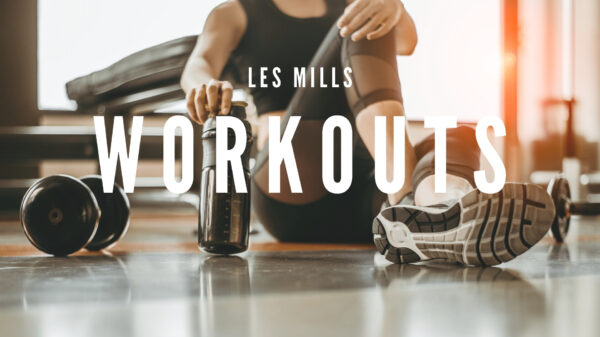 PAC LES MILLS WORKOUTS