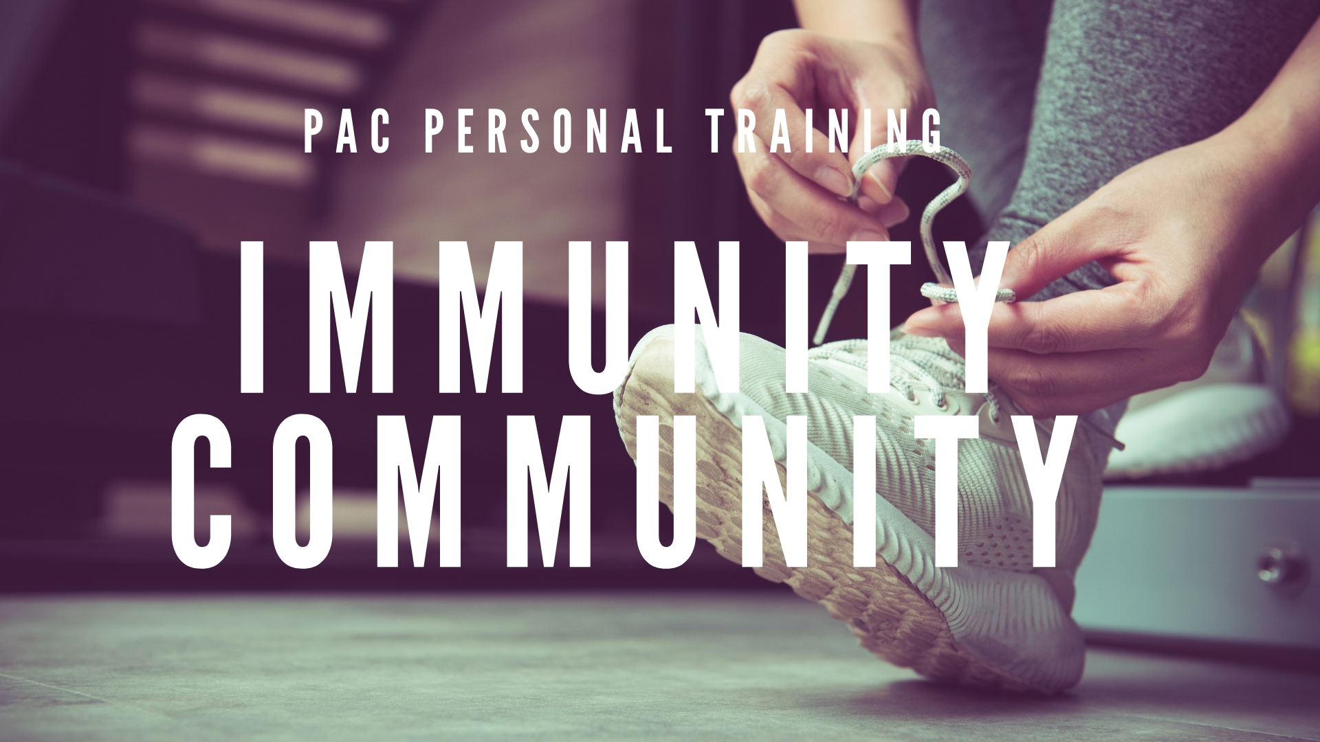 Immunity Community at Prairie Athletic Club